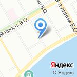 Строй-Консалтинг на карте Санкт-Петербурга