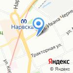 Центр-ЛР на карте Санкт-Петербурга