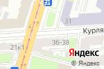 Схема проезда до компании Свет Востока в Санкт-Петербурге