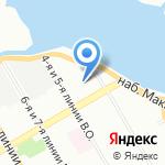 AxisPoint Consalting на карте Санкт-Петербурга