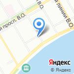 Авто Групп на карте Санкт-Петербурга