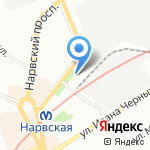 Xilen.ru на карте Санкт-Петербурга