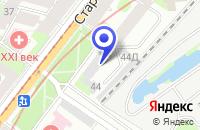 Схема проезда до компании СТУДИЯ ЗВУКОЗАПИСИ M-RECORDS в Петергофе
