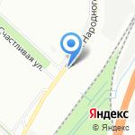 ЭффектЭнерго на карте Санкт-Петербурга