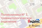 Схема проезда до компании ЛЕВЪ в Санкт-Петербурге