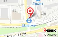 Схема проезда до компании Рост в Санкт-Петербурге
