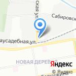 РСА на карте Санкт-Петербурга
