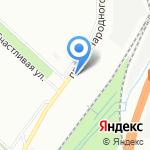 Премьер-Строй на карте Санкт-Петербурга