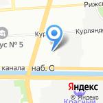 Novimax на карте Санкт-Петербурга