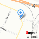 Плат-Строй-Капитал на карте Санкт-Петербурга