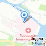 Городская клиническая больница №31 на карте Санкт-Петербурга