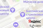 Схема проезда до компании Специалист в Санкт-Петербурге