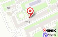 Схема проезда до компании Центурион в Санкт-Петербурге