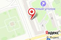 Схема проезда до компании Золотой Овен в Санкт-Петербурге