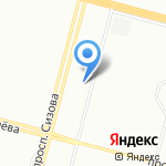 Электронмаш СПб на карте Санкт-Петербурга