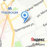 FAONLUX на карте Санкт-Петербурга
