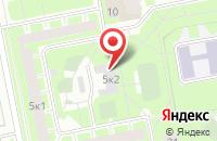 Схема проезда до компании  Норма - Ф  в Санкт-Петербурге