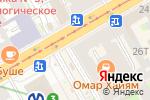 Схема проезда до компании Белочка в Санкт-Петербурге