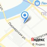 Премьер Сервис на карте Санкт-Петербурга