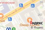 Схема проезда до компании Союз Киокушин Каратэ России в Санкт-Петербурге