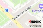 Схема проезда до компании НОРМА в Санкт-Петербурге
