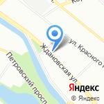 Наш Дом на карте Санкт-Петербурга