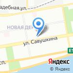 БалтЭнергоСтройПроект на карте Санкт-Петербурга