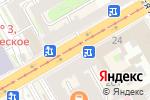 Схема проезда до компании Аптека для бережливых в Санкт-Петербурге
