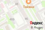 Схема проезда до компании Копимания в Санкт-Петербурге