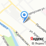 Атлант-Системс на карте Санкт-Петербурга