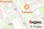 Схема проезда до компании Доброта.ру в Санкт-Петербурге