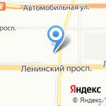 Стоматологическая поликлиника №11 на карте Санкт-Петербурга