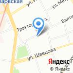Ингосстрах на карте Санкт-Петербурга