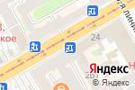 Схема проезда до компании Медтехника в Санкт-Петербурге