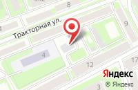 Схема проезда до компании Научно-Производственная Группа «Кристалл» в Санкт-Петербурге