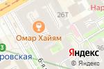 Схема проезда до компании Магазин разливного пива в Санкт-Петербурге