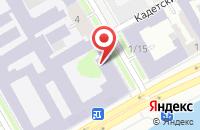 Схема проезда до компании Студия Мс в Санкт-Петербурге