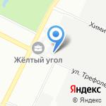 Скоростные катера МОБИЛЕ ГРУПП на карте Санкт-Петербурга