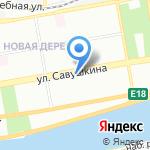 Баранча и Партнеры на карте Санкт-Петербурга