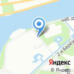 Санкт-Петербургский морской рыбопромышленный колледж на карте Санкт-Петербурга