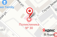 Схема проезда до компании Капитал в Санкт-Петербурге