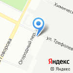 Универсальная логистика на карте Санкт-Петербурга