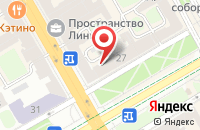 Схема проезда до компании Коутс Петер в Санкт-Петербурге