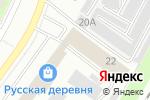 Схема проезда до компании Аква-Сервис в Санкт-Петербурге