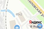 Схема проезда до компании Автостиль в Санкт-Петербурге