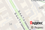 Схема проезда до компании Dr.Inki в Санкт-Петербурге