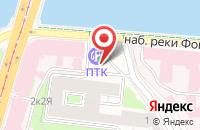 Схема проезда до компании Кдк-1 в Санкт-Петербурге