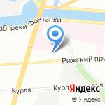 Полисервис Плюс на карте Санкт-Петербурга