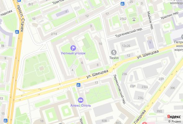 жилой комплекс Нарвский Посад
