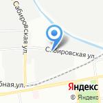 Водоканал Санкт-Петербурга на карте Санкт-Петербурга
